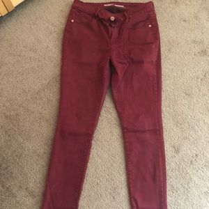 Old Navy Rockstar pants